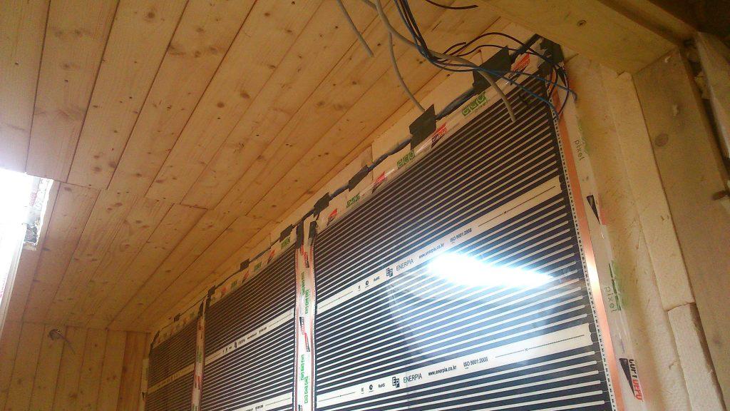 Elektromos infra fűtés, infrafilm ws inverteres fűtés