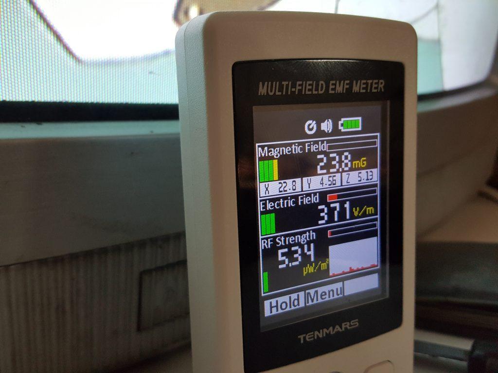 elektroszmog, infrafilm, inverteres klíma fűtés